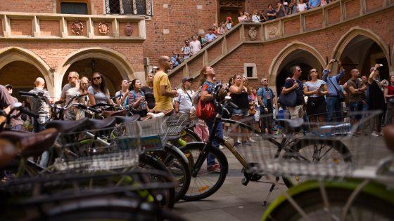 Krakau fietstocht met gids