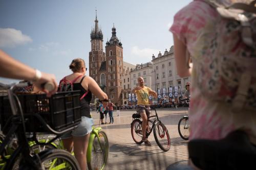 Krakau fietstour